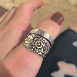 Authentic Spoon Ring